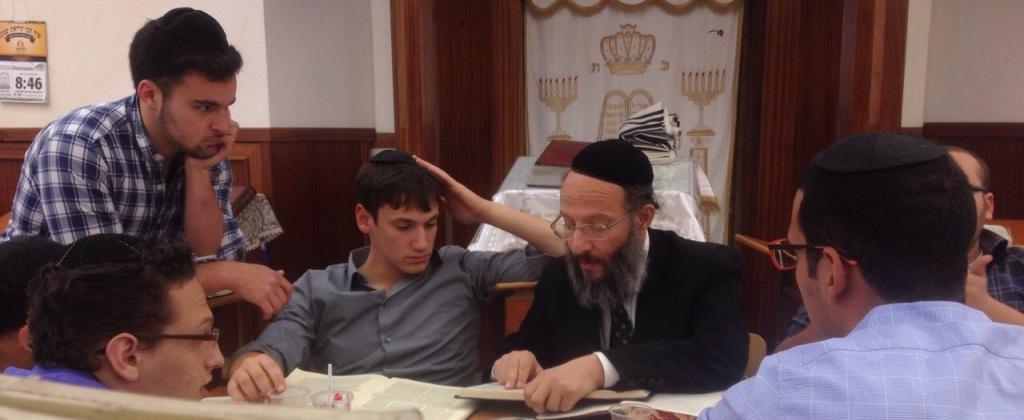Lev Aryeh Shiur