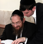 Rabbi Rapoport Picture